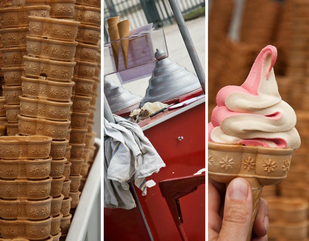 """Καρότσι παγωτού από """"Τα Γιούλια"""" για να ευχαριστήσετε μικρούς & μεγάλους"""
